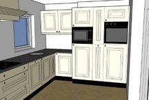Onafhankelijke keukenontwerpen / Huis & Interieur maakt onafhankelijke keukenontwerpen. Omdat H & I geen keukens verkoopt, maar alleen ontwerpt, krijg je een eerlijker advies en een ontwerp dat past bij jouw huis en interieur(stijl). Indien gewenst kan het keukenontwerp vergezeld gaan van een verbouwingsontwerp.