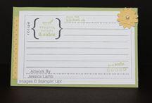 Stamp Ideas / Stamp Ideas