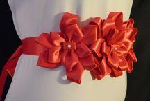 Wedding-Bridal belts / Sparkling bridal belts for You!:)