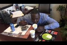 Lexus of Orange Park Takes On The Cup Blowing Challenge