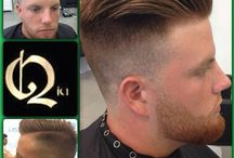 Jean Carlos Cruz / Jean Carlos is a professional barber who works for Qiu Salon in the city of Doral, Florida.