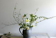 jarní dekorace - aranžmá
