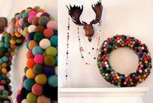 Wreath for any season / by Amy Turk-Ford