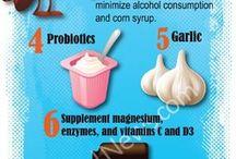 Health, Nutrition, Wellness