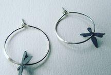 Jenny.Rose.Jewellery / my designs. christchurch Nz based maker.