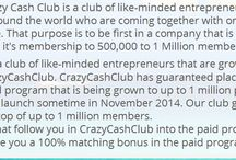 crazy_cash_club / $120,000 Your First Year!  $1,200,000 Your Second Year!  $16,000 Or More Your FIRST DAY! All Of This Even If You Are A FREE Member  And NEVER Pay A Dime Out Of Pocket! Register for free here:  http://goo.gl/uWRJix