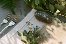 Escort Cards & Placecards / by Bluebird Productions