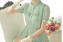 Vintage Dresses / Whether genuine vintage or vintage inspired I just love vintage style