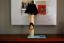 Sport Table Lamps