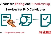 PhD Thesis / Dissertation Editing Services / PhD Assistance Provide Thesis /Dissertation Editing and Proofreading services for PhD Candidates