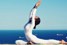 Yoga / Yoga  http://www.interconnectedlives.com/yoga-for-weight-loss/