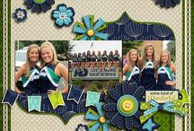 Scrapbooking/Cheerleading