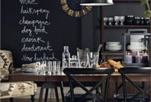 c h A l k b o a r d / chalkboard love : ideas : projects : inspiration