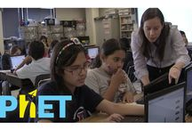 PhET's Teaching Resources / Explore and learn from our video library that gives examples on how to best use PhET Sims in your teaching.