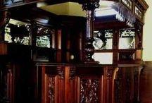 Old Irish Pub bar/re/do kitchen ideas