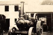 Irish traction engines