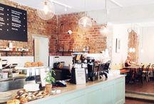 Kule ideer til kafé  interiør
