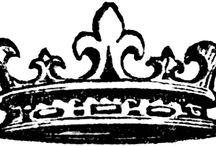 Printable - crowns