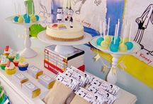 Diary of a wimpy kid bday party
