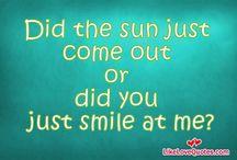 Smile Quotes ❤