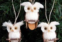 Owls / by Marina Bender