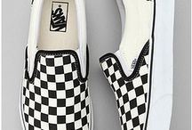 Vans and other shoes