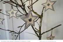 Christmas decorations / by Nicole Hamman
