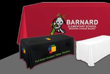 Custom Table Covers / Table Throw / Custom Table Covers / Table Throw  Design Online from Banner Buzz.