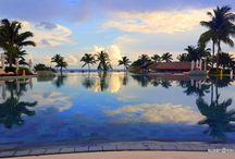 "Grand Velas Riviera Maya, & Riviera Nayarit & Los cabos / These award winning 5 star all inclusive resorts are located in Riviera Maya, Puerto Vallarta, and Los Cabos. Recipient of the Conde Nast ""Most Excellent Spa Hotel"" award  and Los Cabos"