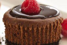 Little cakes / Chocolate