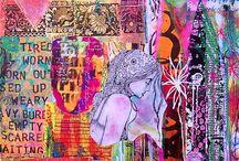 Art du collage papier