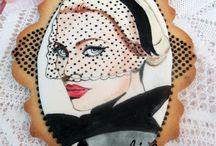 Art - Cake by Anna Bonilla