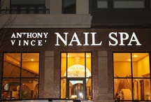Anthony Vince Nail Spa - Westlake, Ohio / Everything at our Westlake, Ohio location. Conveniently located inside Crocker Park.