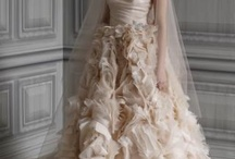 Wedding Dresses / by Allie Hargrove