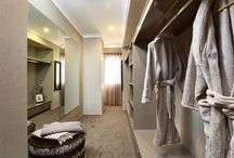 Wardrobe | Walk-in Robe Ideas / Whether you are looking to build a walk-in or wall wardrobe, our board will give you the inspiration you are looking for.