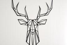 Dekoracje origami
