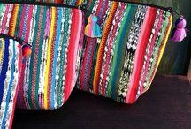 Pencil case & hand bags