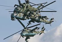 flying mashines / Airtcrafts, helicopters