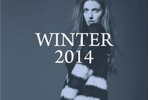 winter 2014 / by Left on Houston