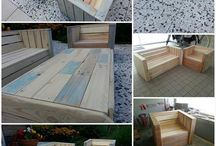 Pallets... furniture and more