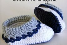 Crochet baby girl beanie pattern
