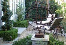 Gardens / Exterior / Outside / Garden  #Inspiration Garden #Inspiratie Tuin #Cosy big garden