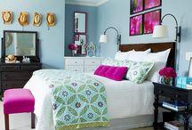 Bedrooms / by Julie Andersen Lucas