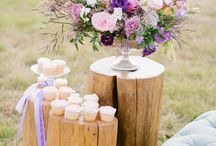 Lilac Wedding / lilac - purple - orchid tones that inspire me for a wedding