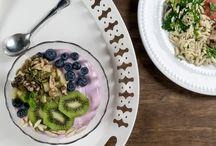 Healthy meals / A chaque repas, son Activia !
