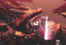 мастера меча онлайн