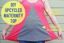 maternity upcycle clothes