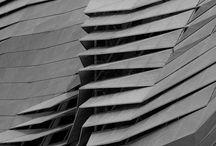 Complex shapes in architecture