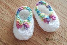 Crochet / Booties