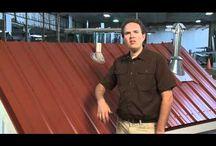 Metal roof diy